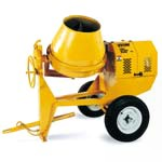 Concrete Mixer, Towable