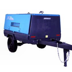 Air Compressor Towable